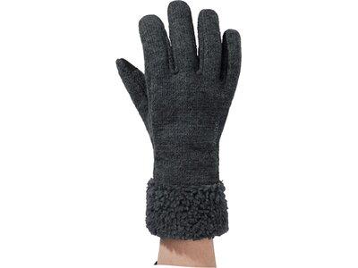 VAUDE Damen Women's Tinshan Gloves IV Grau