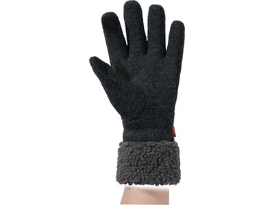 VAUDE Damen Women's Tinshan Gloves IV Grau
