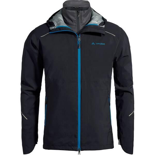 VAUDE Herren Doppeljacke Men's Yaras 3in1 Jacket