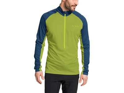 VAUDE Herren Pullover Men's Larice Light Shirt II Grün