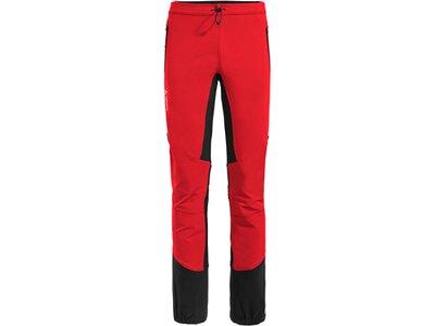 VAUDE Herren Hose Men's Larice Light Pants II Rot