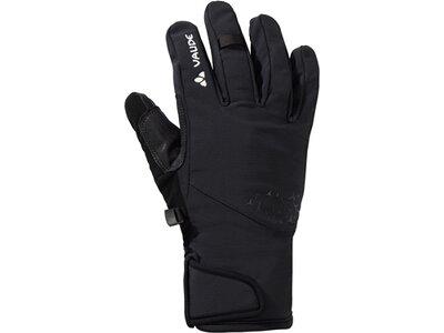 VAUDE Lagalp Softshell Gloves II Schwarz