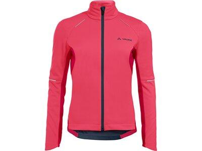 VAUDE Damen Jacke Women's Resca Softshell Jacket III Rot
