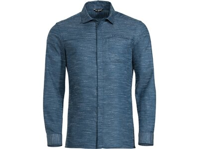 VAUDE Herren Hemd-Bluse Men's Mineo LS Shirt Blau