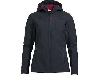 VAUDE Damen Jacke Women's Miskanti Softshell Jacket II Schwarz