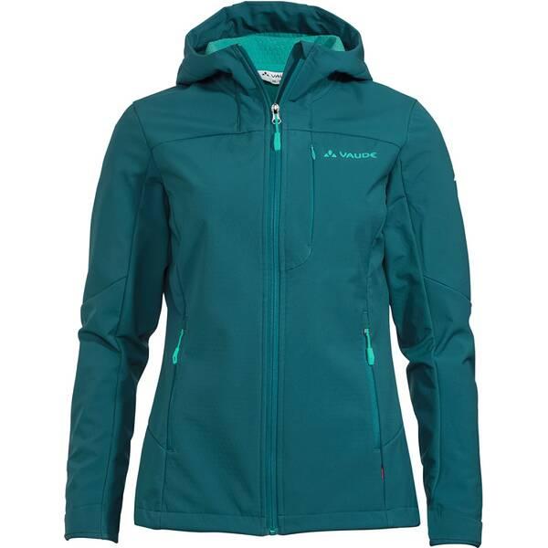 VAUDE Damen Jacke Women's Miskanti Softshell Jacket II