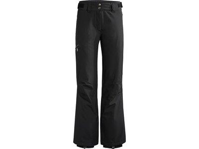 VAUDE Damen Hose Women's Strathcona Padded Pants Schwarz