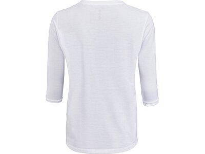 VAUDE Damen Skomer 3/4 T-Shirt Pink