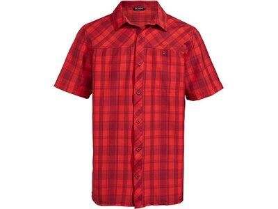 VAUDE Herren Gorty Shirt Rot