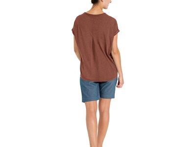 VAUDE Damen Redmont Shorts Blau