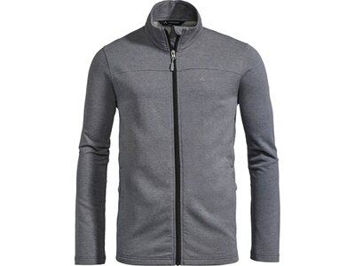 VAUDE Herren Valua Fleece Jacket Grau