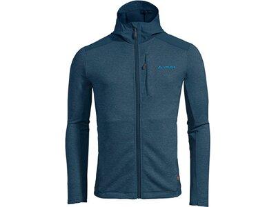 VAUDE Herren Croz Fleece Jacket I Blau