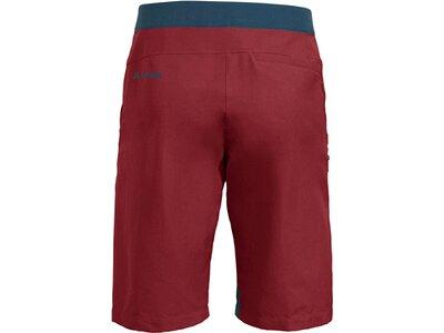 VAUDE Herren Tekoa Shorts II Rot