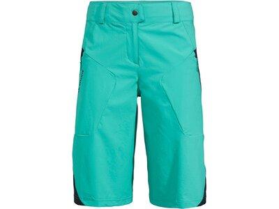 VAUDE Damen Altissimo Shorts II Blau