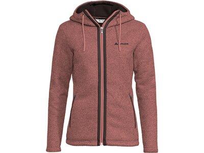 VAUDE Damen Skomer Hooded Jacket Pink