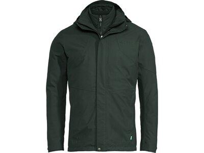 VAUDE Herren Caserina 3in1 Jacket II Schwarz