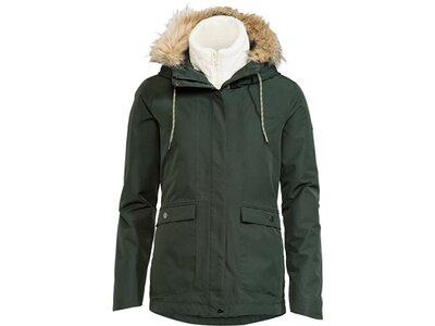 VAUDE Damen Kilia 3in1 Jacket II Grau