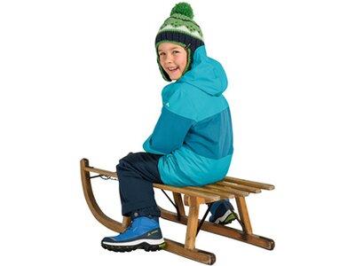 VAUDE Kinder Snow Cup Jacket Blau