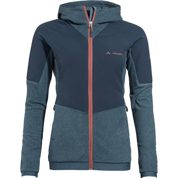 VAUDE Damen Yaras Hooded Fleece Jacket