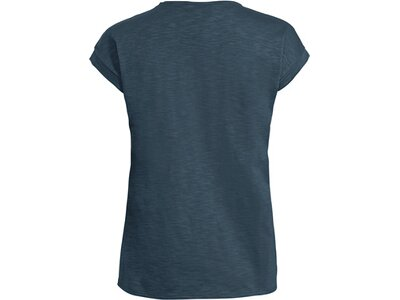 VAUDE Damen Moja T-Shirt IV Blau