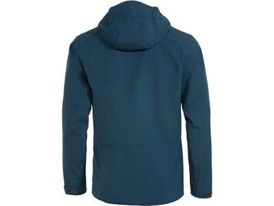 VAUDE Herren Roccia Softshell Jacke II Blau