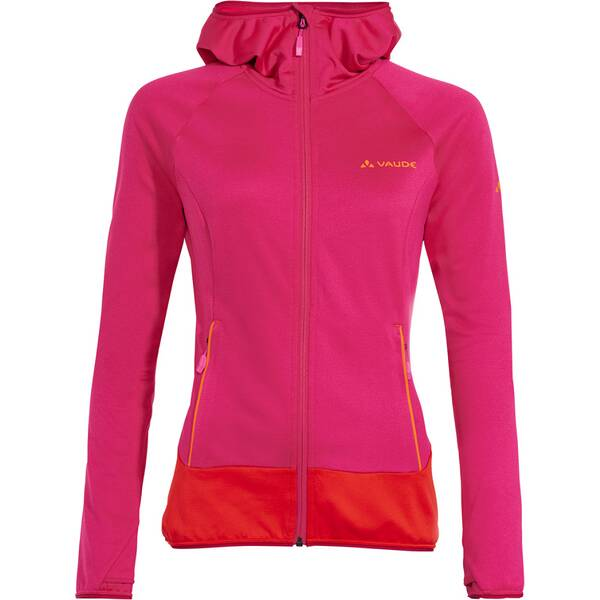 VAUDE Damen Tekoa Fleece Jacke II