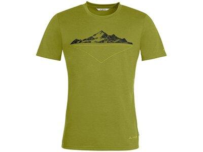 VAUDE Herren Tekoa Shirt II Grün