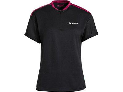 VAUDE Damen Qimsa T-Shirt Schwarz
