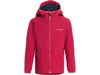 VAUDE Kinder Rondane Jacket IV Rot