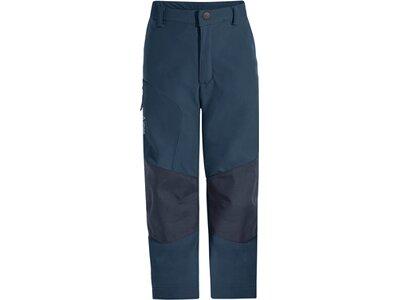 VAUDE Kinder Rondane Pants Blau