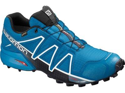 SALOMON Herren Trailrunningschuhe SPEEDCROSS 4 GTX Blau