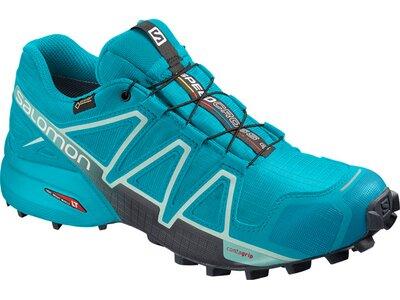 SALOMON Damen Trailrunningschuhe SPEEDCROSS 4 GTX Blau