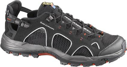 SALOMON Herren Schuhe TECHAMPHIBIAN 3 Bk/AT