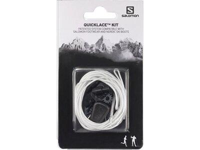 SALOMON Quicklace Kit Grau
