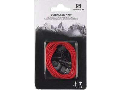 SALOMON Quicklace Kit Lila