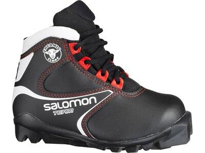 SALOMON Kinder Langlauf-Skischuhe TEAM PROFIL JR Grau