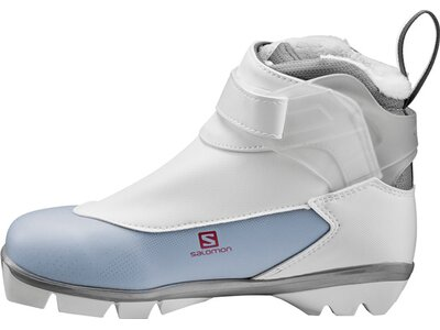 SALOMON Damen Langlauf-Skischuhe SIAM 7 PILOT CF Silber