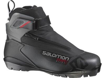 SALOMON Herren Langlauf-Skischuhe ESCAPE 7 PILOT CF Grau