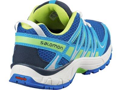 SALOMON Kinder Laufschuhe XA Pro 3d J Blau