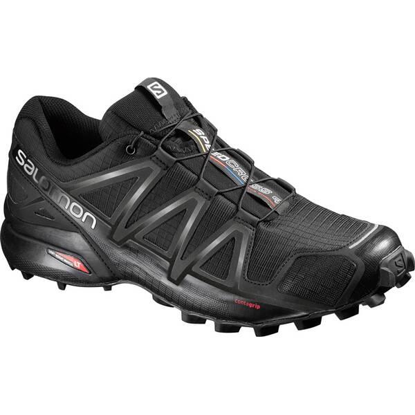 SALOMON Herren Trailrunningschuhe Speedcross 4 black