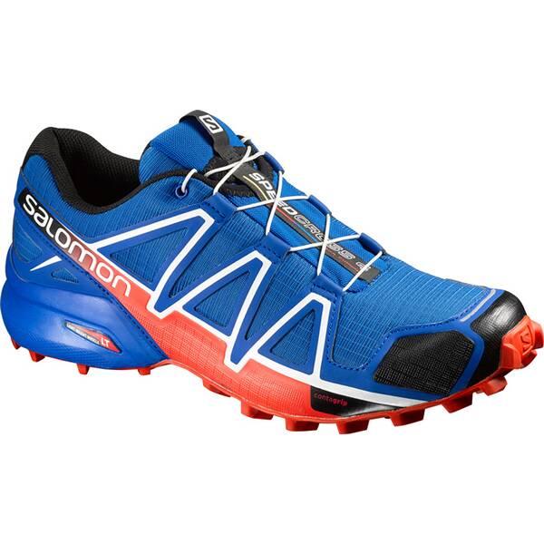 SALOMON Herren Trailrunningschuhe Speedcross 4 Blau