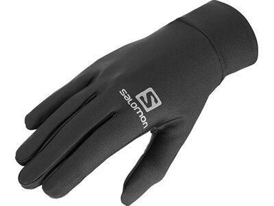 SALOMON Herren Gloves Active Glove U Schwarz