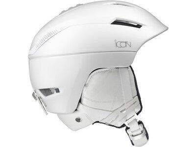 SALOMON Damen Helm ICON² C. AIR Weiß