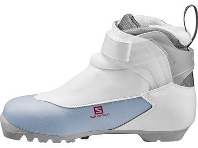 SALOMON Damen Langlauf-Skischuhe SIAM 7 PROLINK Silber