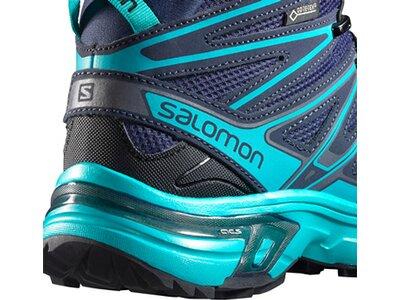 SALOMON Damen Multifunktionsstiefel X-chase Mid Gtx® W Grau