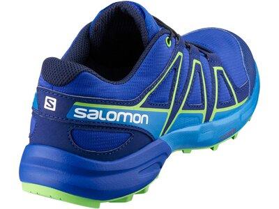 SALOMON Kinder Laufschuhe Speedcross J Blau