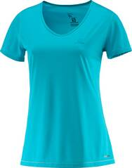 SALOMON Damen Shirt Mazy