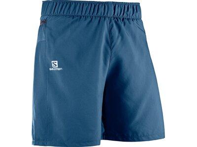 SALOMON Herren Trail Runner Short M Blau