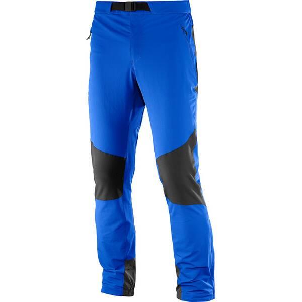 SALOMON Herren Hose Wayfarer Mountain Pant M Blau