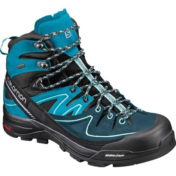 SALOMON Damen Bergstiefel X Alp Mid Ltr Gtx® W | Schuhe > Outdoorschuhe > Bergschuhe | Salomon